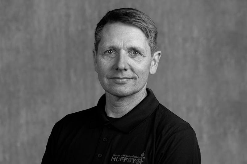 Allan Pedersen MUFFBYG